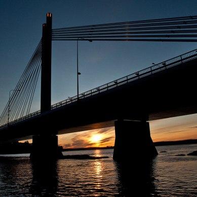 Il ponte di Rovaniemi