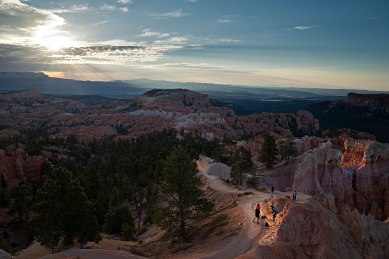 Alba al Bryce Canyon
