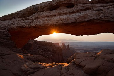 Alba a Canyonlands