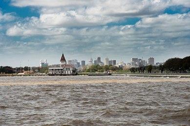 Il rio e la capitale