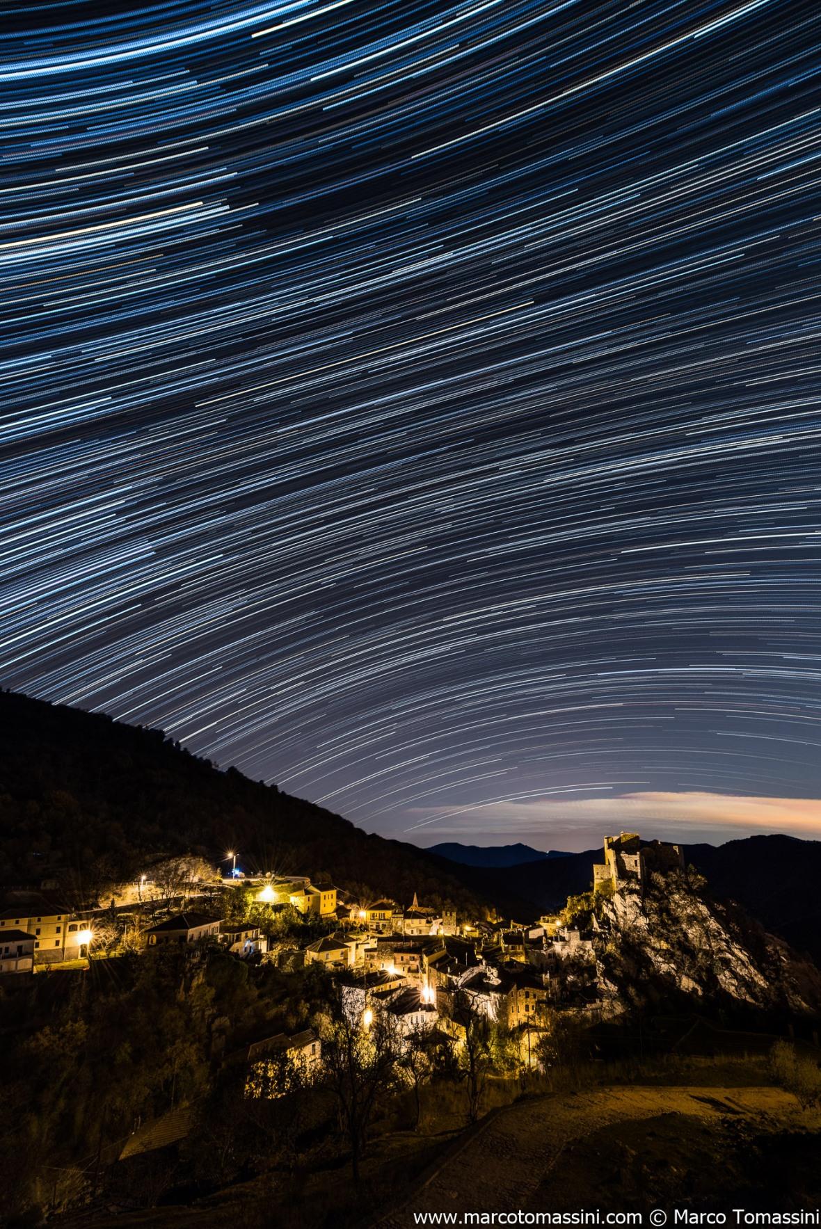 Startrail Castelvecchio 6